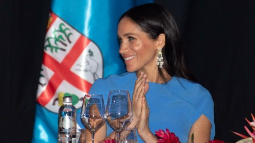 Meghan Markle's earrings: why is everyone talking about them?