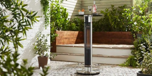 Enjoy your garden with the best electric and gas patio heaters