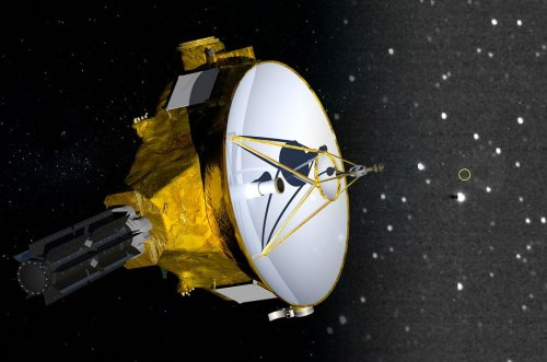 NASA's New Horizons probe reaches rare distance, looks out to farthest Voyager