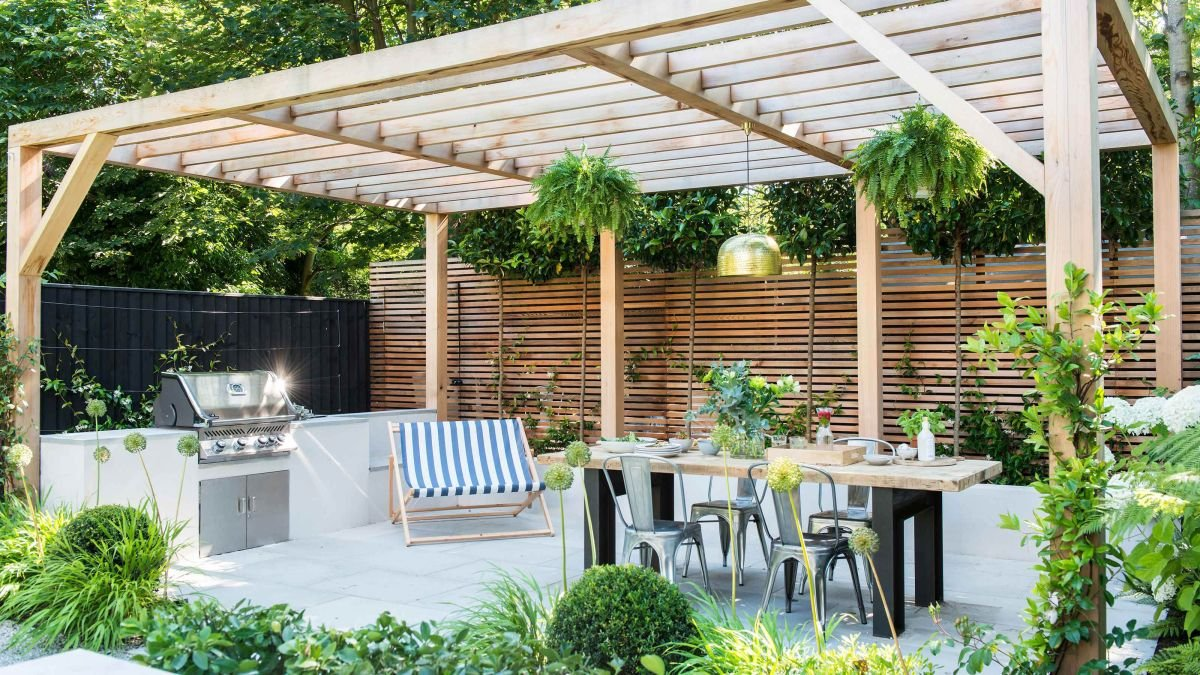 Pergola ideas: 21 stunning garden structures for added style and shade