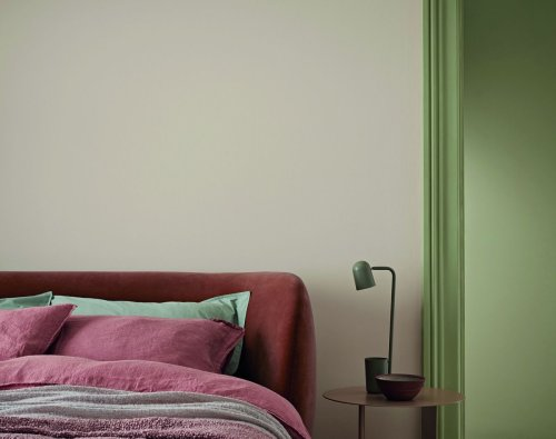 Pink and green is still one of our favorite color combos and this is why