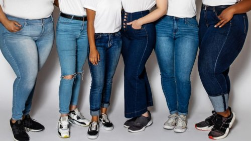 Boyfriend jeans vs mom jeans: what's the difference, and which is best for your shape?