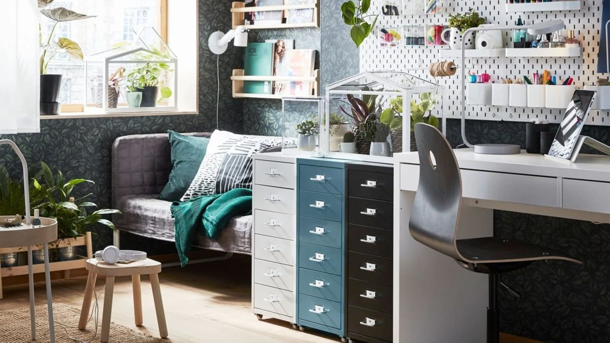 13 small home office ideas