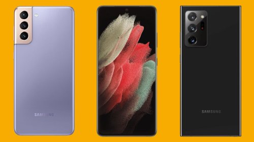 Best Samsung phones 2021: finding the Galaxy phone for you