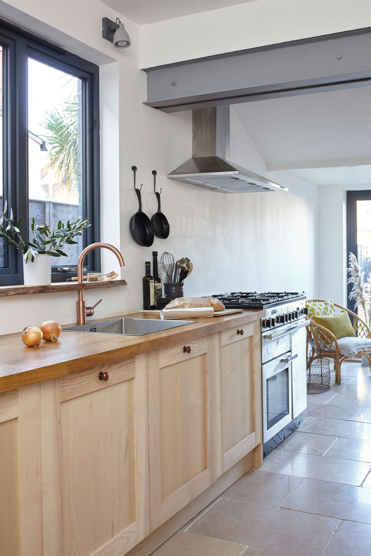 Island home is a dream renovation for couple. Take a look!