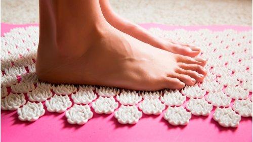 Acupressure mats: the celebrity secret to great sleep