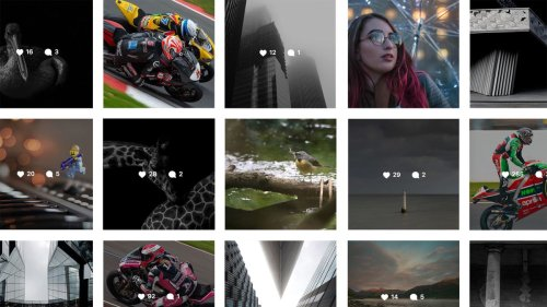 How to get started with a photography account on Instagram