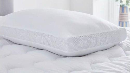 Silentnight Airmax pillow review