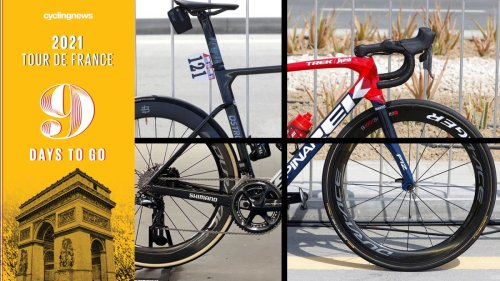 Tour de France bikes: who's riding what in 2021