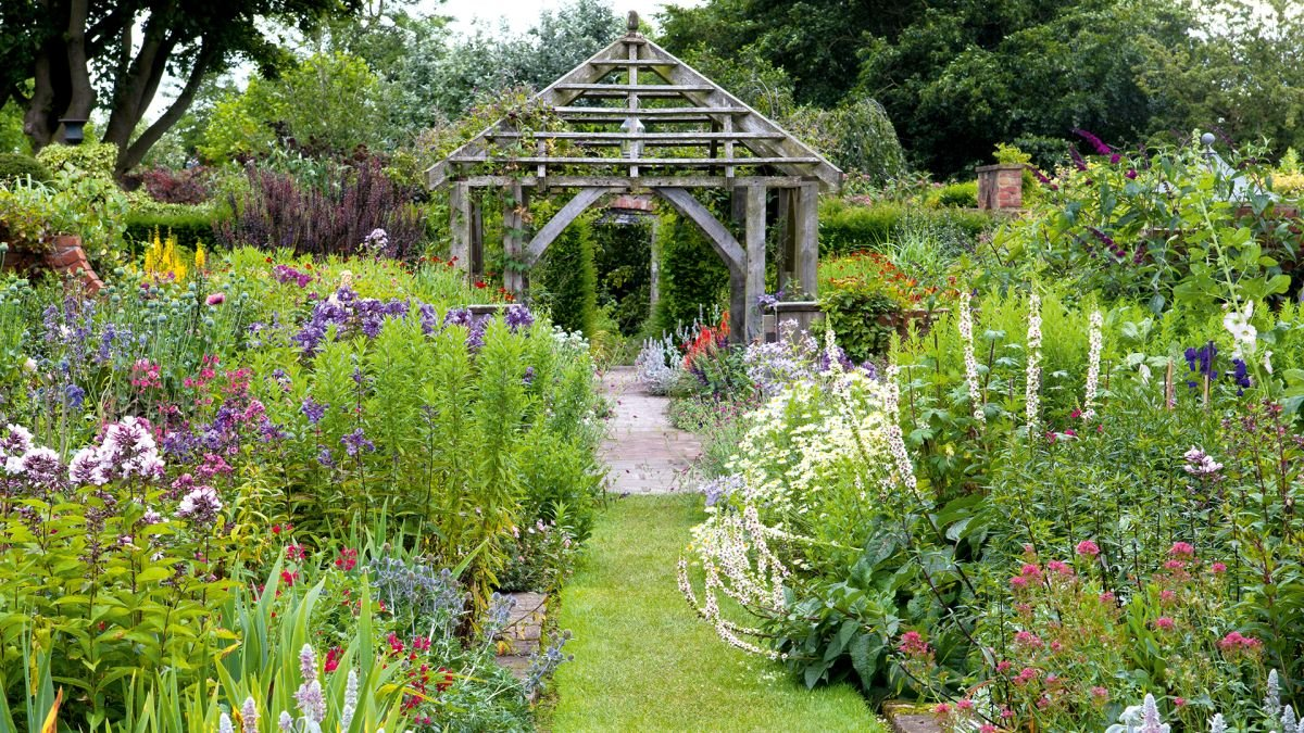 How to plan a garden – expert layout and planting advice