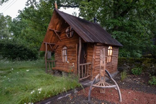 These are some of the quirkiest sheds you'll ever see