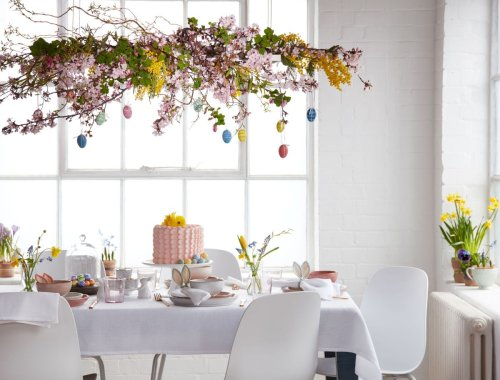 Try these Easter decorations this weekend