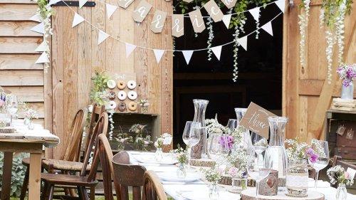 8 garden wedding decor buys you need to celebrate in style