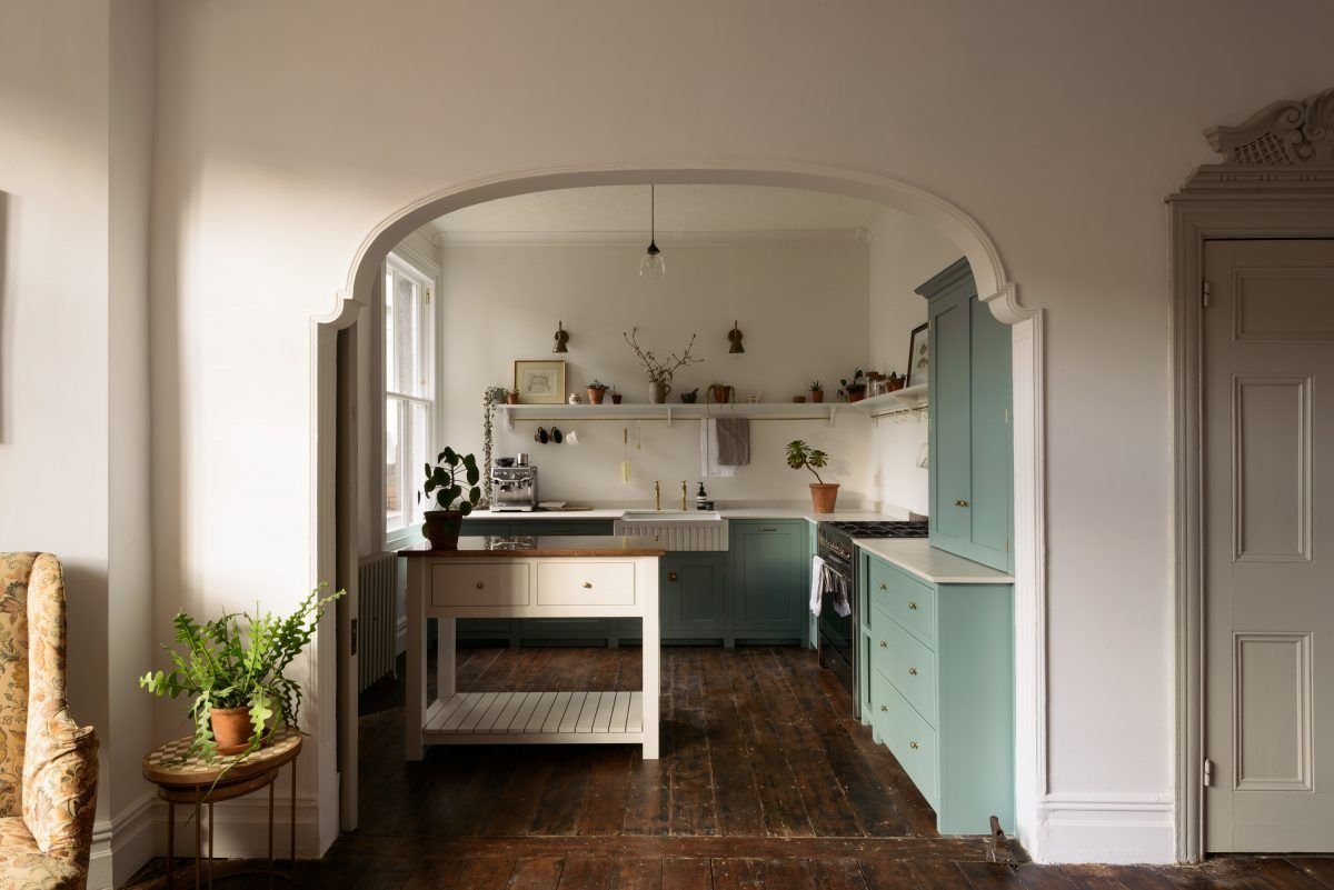 Be inspired by these small kitchen ideas