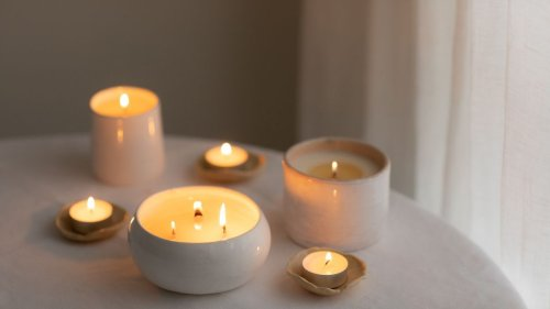 Psychologist reveals why these top 2021 candle trends are good for our health