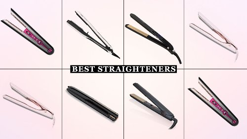 The best hair straighteners to smooth, style, and care for your hair