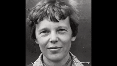 Photos of Amelia Earhart, Marie Curie and others come alive (creepily), thanks to AI