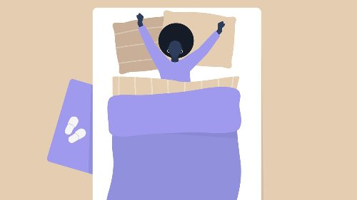 How to get back to sleep when you wake up in the middle of the night