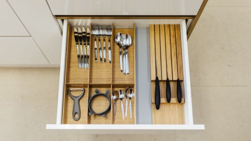 These 11 kitchen drawer organizer tools will help you create a streamlined, clutter-free space