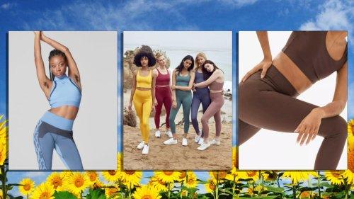 Sustainable activewear: our favorite brands to shop right now