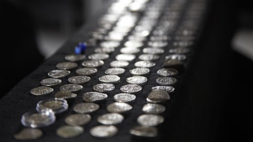 Hoard of silver coins may have been part of historic ransom to save Paris