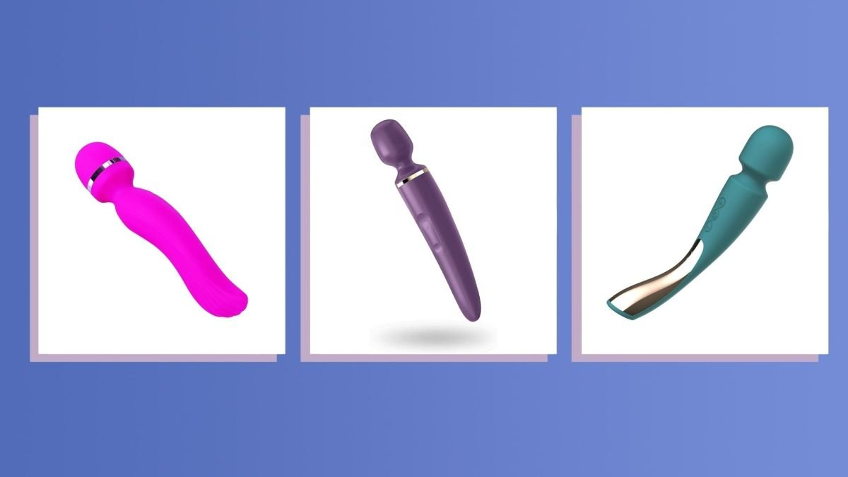 Best body wand vibrators—ideal buys for couples, solo fun and to use underwater