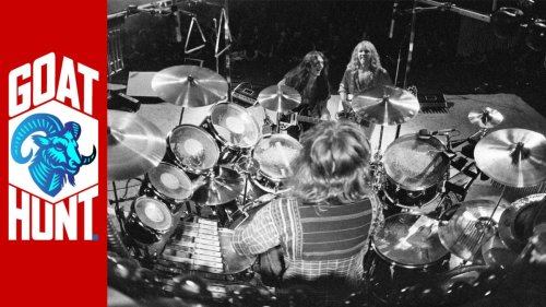 The 30 greatest drummers of all time - ranked