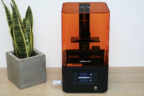 Creality LD-002R Review: MSLA Resin 3D Printing on a Budget