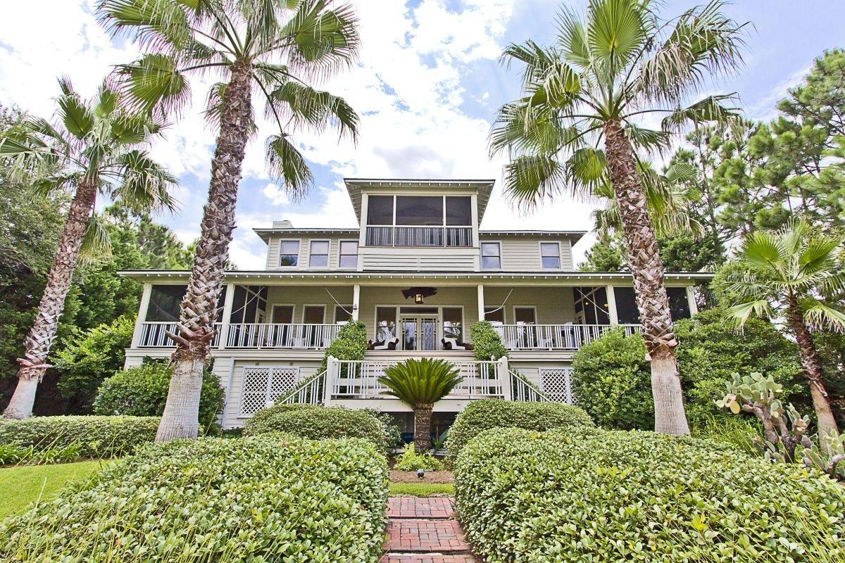 Sandra Bullock's beachside home captures relaxed coastal style perfectly