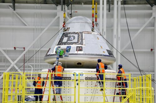 Boeing's 2nd Starliner space taxi test flight for NASA delayed again