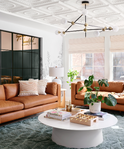 15 living room wallpaper ideas to elevate your interior design instantly
