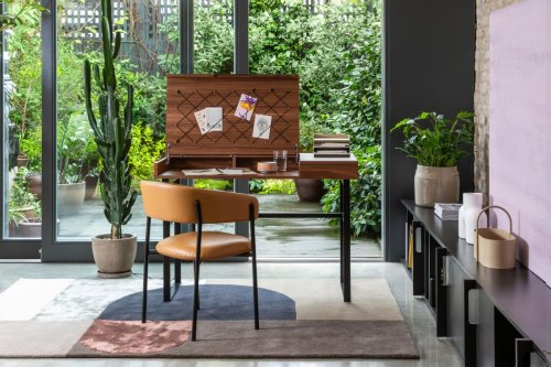 5 tips to make your home office a happy place that inspires productivity