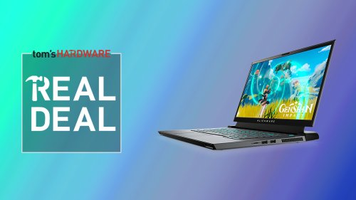 Get Over $300 off This Alienware Gaming Laptop With RTX 3060 Graphics