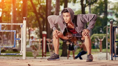 Why everyone should learn to hold a deep squat position to get fit and live longer