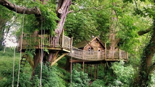 Treehouse ideas: 13 adventurous hideaways that your kids will love