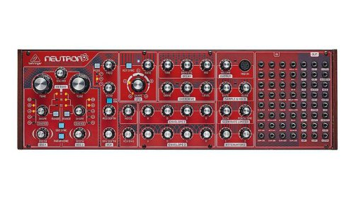 Behringer Neutron Synthesizer review