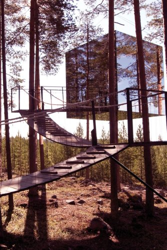 These modern treehouses will inspire your next project