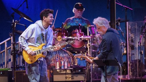 How John Mayer came to join Dead & Company