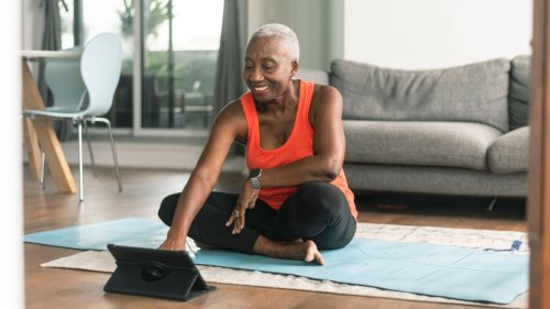 3 of the best YouTube workouts for the over 50s