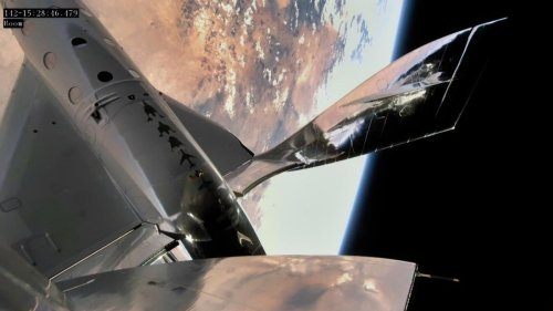 Virgin Galactic launches 1st SpaceShipTwo spaceflight from New Mexico