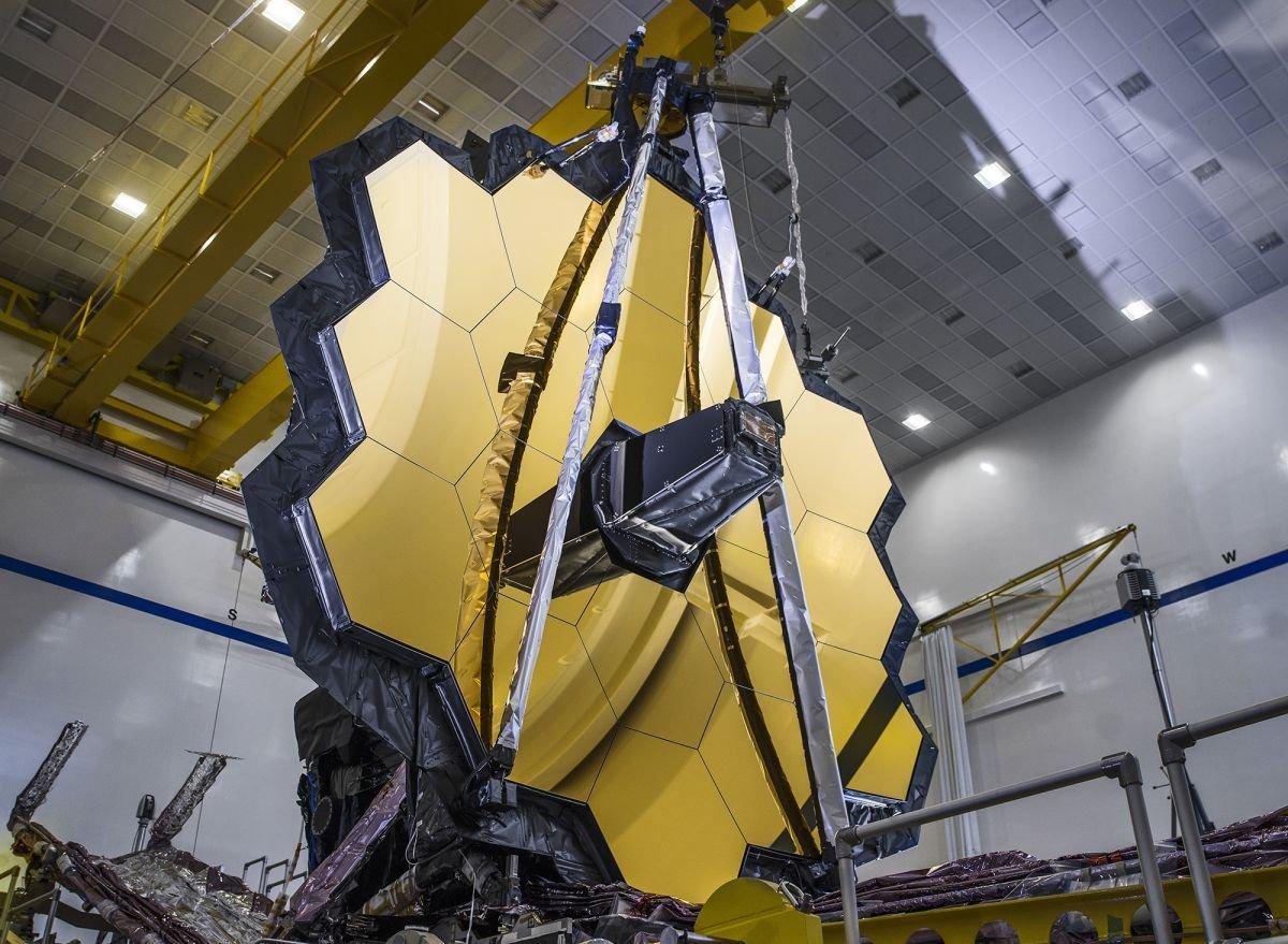 NASA's James Webb Space Telescope launch may slip to November