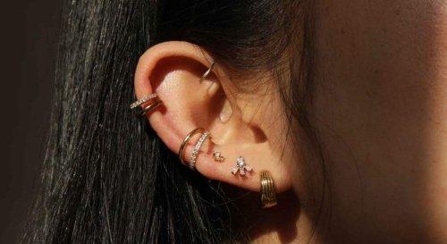 Best huggie earrings: stylish hoop earrings for all budgets