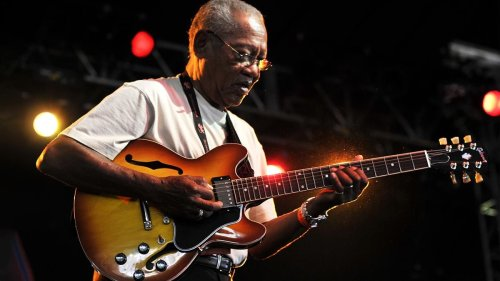 The life and times of Jamaican guitar legend Ernest Ranglin