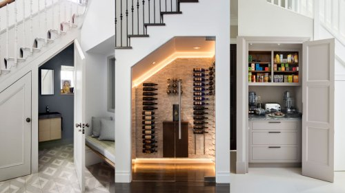 Under stairs ideas – 10 tips for making the most of this overlooked nook