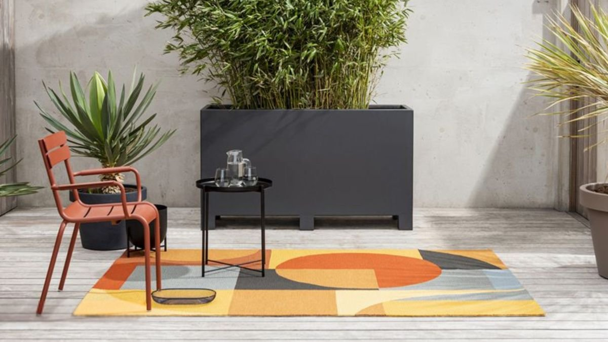 These are the best outdoor rugs and stylish garden floor coverings