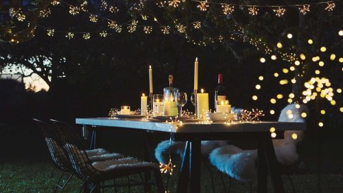 Embrace the outdoors this season with our tips on alfresco parties