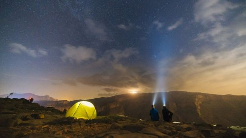 The best headlamps for camping, hiking expeditions, ultra marathons, night runs and other after dark adventures
