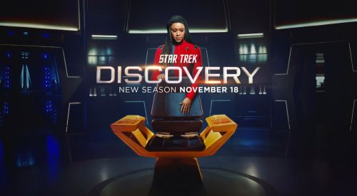 New 'Star Trek: Discovery' trailer for season 4 still sounds like every other season