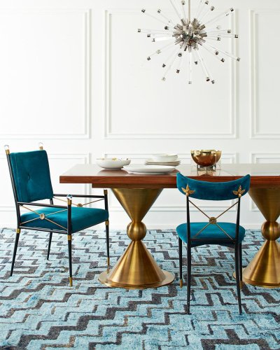 Jonathan Adler's expert advice for creating the perfect living room scheme