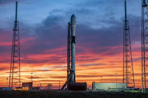 You can watch SpaceX launch a new GPS satellite for the US Space Force today. Here's how.